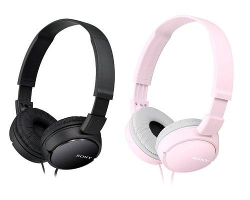 Auriculares Sony MDR-ZX110 baratos, auriculares baratos, chollos en auriculares, ofertas en auriculares