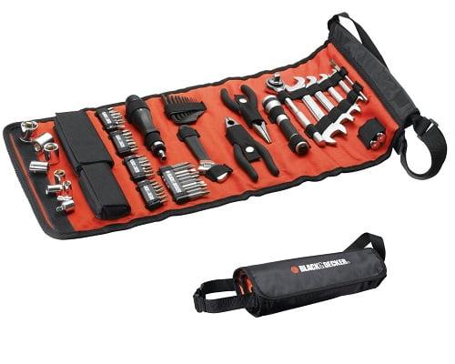 Juego de herramientas Black & Decker A7144 barato, herramientas baratas, chollos en herramientas, ofertas en herramientas