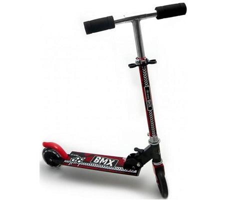 Patinete infantil plegable Onway BMX barato, patinetes baratos, scooters baratos, chollos en patinetes