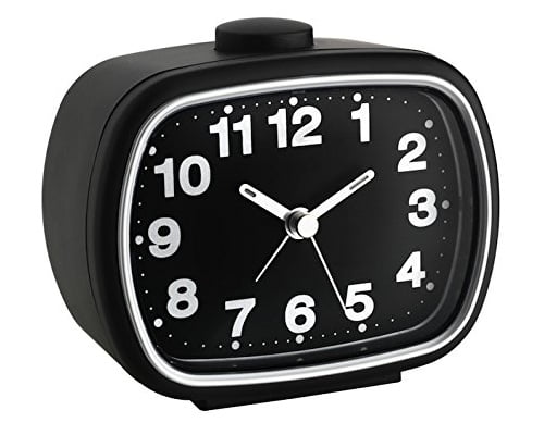 Reloj despertador electrónico TFA barato, relojes despertadores baratos, chollos en relojes despertadores