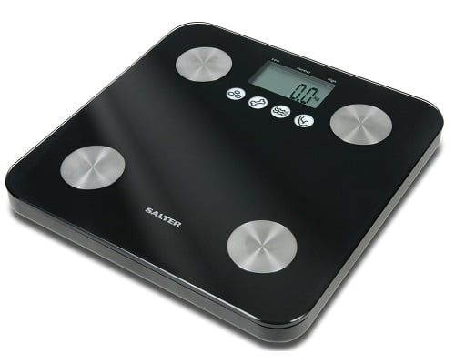 Báscula de baño analizadora Salter 9106 BK3R barata, básculas baratas, chollos en básculas, básculas analizadoras baratas