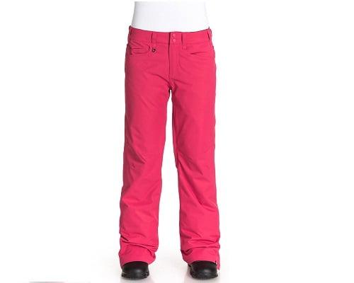 Pantalón de nieve Roxy Backyard barato, pantalones baratos, ropa barata, chollos en ropa de nieve, ofertas en ropa