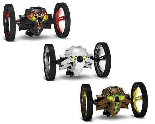 Parrot Minidrone Jumping Sumo barato, minidrones baratos, drones baratos, chollos en drones