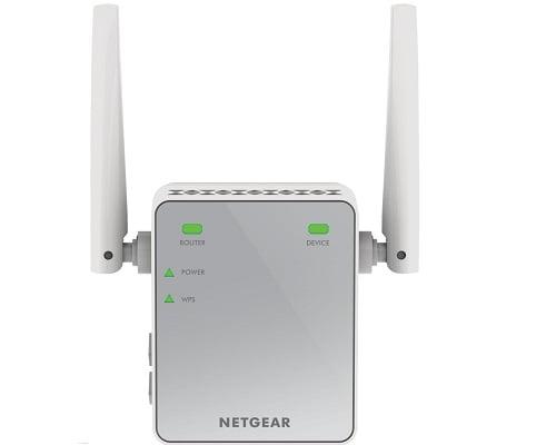 Repetidor WiFi Netgear EX 2700 - 100 PES barato, repetidores wifi baratos, chollos en repetidores wifi, ofertas en repetidores wifi