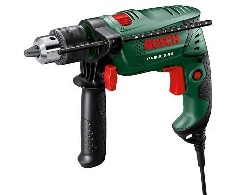 Taladro percutor Bosch Psb 530 RE barato, taladros baratos, herramientas baratas, chollos en taladros, ofertas en taladros