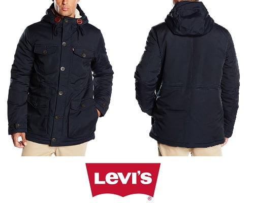 Abrigo Levi's Sutro Thermore barato, abrigos de marca baratos, chaquetas de marca baratas, chollos en abrigos de marca, ropa de marca barata