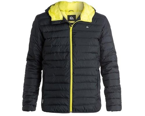 Cazadora Quiksilver Scaly Active barata, chollos en cazadoras, cazadoras baratas, chaquetas baratas, ofertas en chaquetas