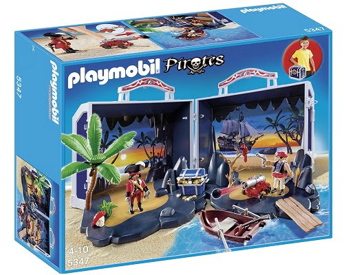 Cofre del tesoro pirata de Playmobil barato, juguetes de Playmobil baratos, chollos en juguetes de Playmobil, ofertas en juguetes de Playmobil