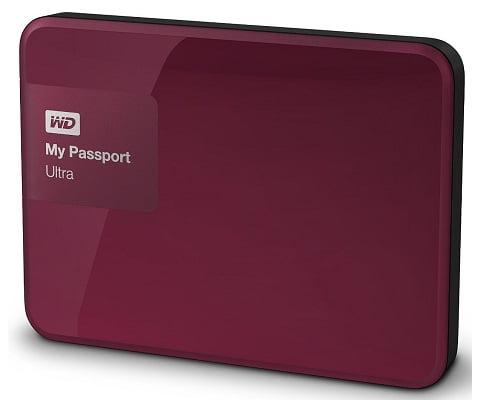 Disco duro externo WD My Passport Ultra 3 TB barato, discos duros baratos, chollos en discos duros