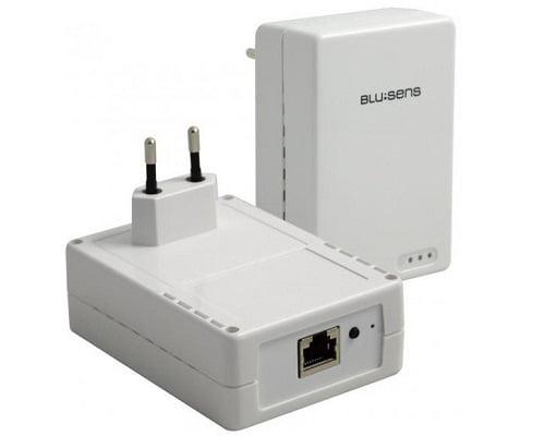 Extensor de red BluSens PLC AC1200 Gigabit barato, extensores de red baratos, chollos en extensores de red