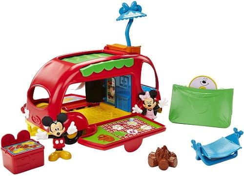 La casa de Mickey Mouse Autocaravana barata, juguetes baratos, chollos en juguetes, ofertas en juguetes