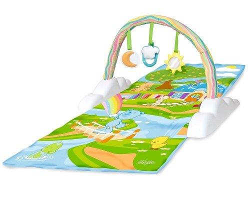 Mantita de gimnasio Nenuco Baby barata, juguetes de bebés baratos, chollos en juguetes, juguetes baratos, ofertas en juguetes