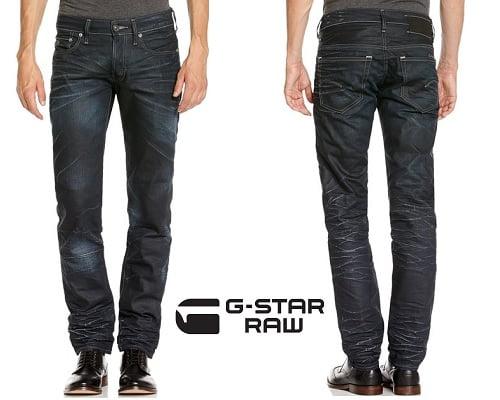 Pantalón vaquero G-Star 3301 Low Tapered barato, chollos en pantalones vaqueros, pantalones de marca baratos, chollos en pantalones de marca, ropa de marca barata