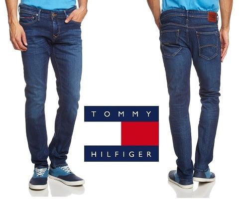 Pantalón vaquero Tommy Hilfiger Sidney Lamst barato, chollos en pantalones vaqueros, ropa de marca baratas, chollos en pantalones vaqueros de marca, chollos en ropa de marca