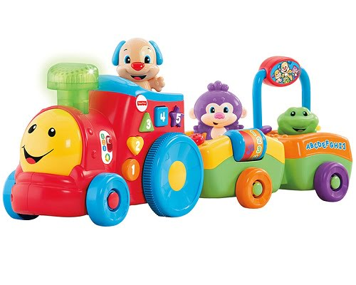 Tren interactivo Fisher Price barato, juguetes baratos, chollos en juguetes, ofertas en juguetes