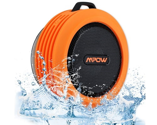 Altavoz Bluetooth todoterreno Mpow Bluckler barato, altavoces Bluetooth baratos, chollos en altavoces Bluetooth, altavoces inalámbricos baratos
