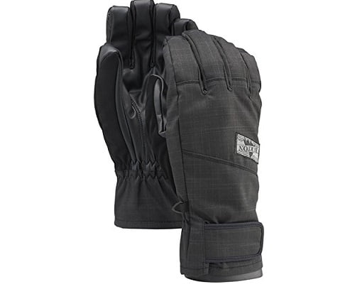 Guantes de esquí para hombre Burton Approach baratos, guantes de esquí baratos, chollos en guantes, ofertas en guantes, guantes baratos