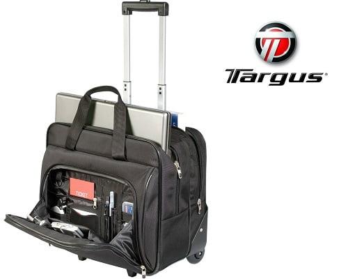 Maletín Trolley Targus Executive barato, trolleys baratos, chollos en maletines, chollos en trolleys
