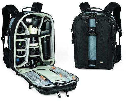 Mochila Lowepro Vertex 200 AW barata, chollos en mochilas para cámaras, mochilas baratas, ofertas en mochilas