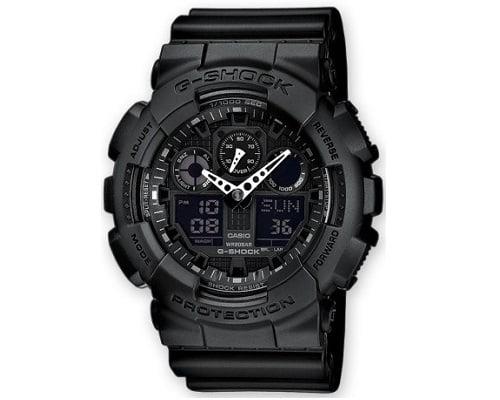 Reloj Casio G-Shock GA-100-1A1ER barato, relojes baratos, chollos en relojes, ofertas en relojes