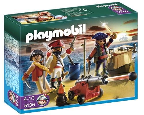 Tripulación pirata de Playmobil barata, juguetes Playmobil baratos, chollos en Playmobil, juguetes baratos, chollos en juguetes