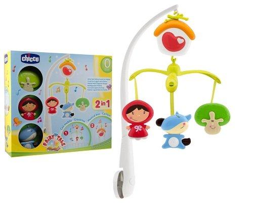 Carrusel musical Chicco Caperucita Roja barato, carruseles baratos, chollos en carruseles, juguetes para bebés baratos