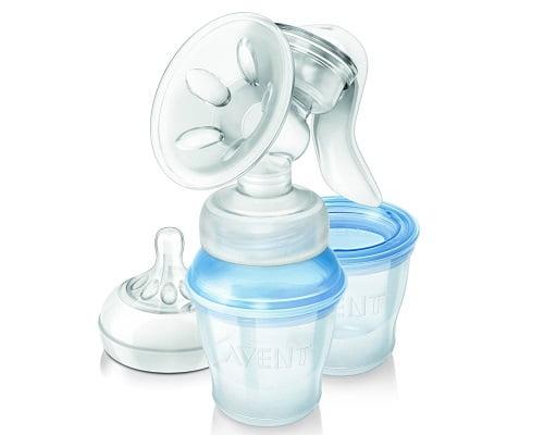 Extractor de leche manual Philips Avent Confort barato, extractores de leche baratos, ofertas en extractores de leche, chollos en extractores de leche