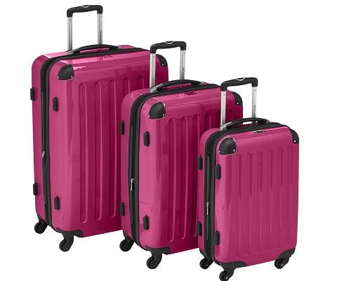 Juego de 3 maletas rígidas HAUPTSTADTKOFFER baratas, maletas baratas, chollos en maletas, ofertas en maletas