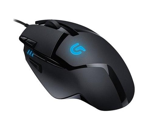 Ratón Gaming Logitech G402 Hyperion Fury barato, ratones baratos, chollos en ratones, ofertas en ratones