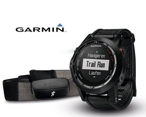 Reloj Garmin Fenix 2 Pack con GPS y pulsómetro barato, relojes con GPS baratos, chollos en relojes con GPS, smartwaches baratos, relojes baratos, relojes con pulsómetro baratos