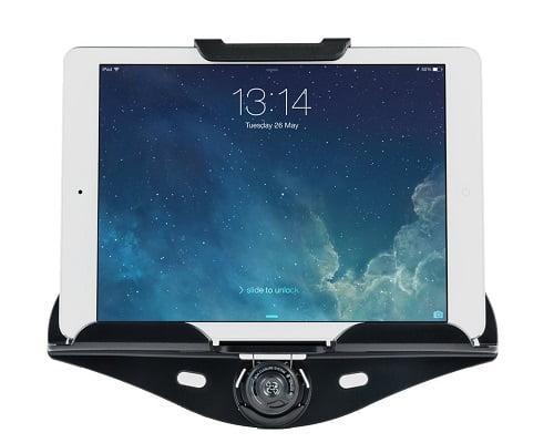 Soporte de tablet para reposacabezas Targus AWE77EU barato, soportes para tablets baratos, chollos en soportes para tablets, ofertas en soportes para tablets