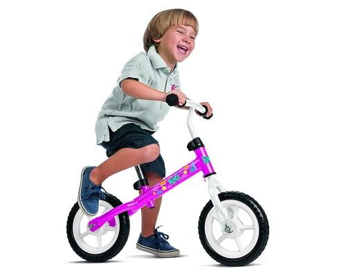 Bicicleta sin pedales Feber barata, bicicletas baratas, chollos en bicicletas, ofertas en bicicletas