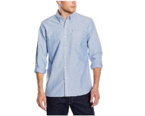 Camisa para hombre Levis Sunset 1 Pocket barata, camisas baratas, chollos en camisas, ofertas en camisas