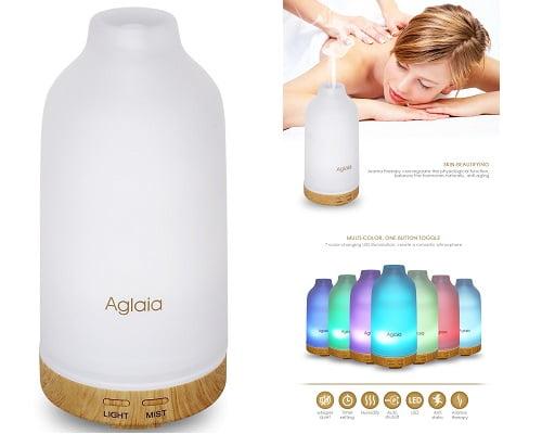 Difusor de aromaterapia Aglaia barato, difusores de aroma baratos, chollos en difusores de aromaterapia