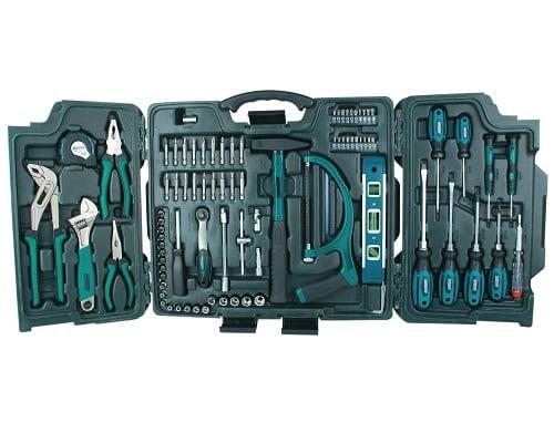 Juego de herramientas Mannesmann M29085 barato, juegos de herramientas baratos, chollos en juegos de herramientas, ofertas en juegos de herramientas