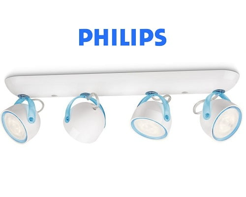Lámpara de techo LED Philips Dyna barata, lámparas baratas, chollos en lámparas, lámparas de techo baratas