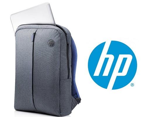 Mochila para ordenador portátil HP Value barata, fundas para portátiles baratas, mochilas para ordenadores portátiles baratas, chollos en mochilas para portátiles