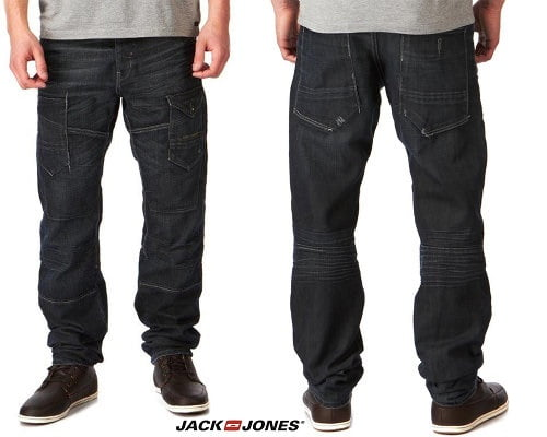 Pantalones vaqueros Jack and Jones stan major baratos, pantalones vaqueros baratos, chollos en pantalones vaqueros