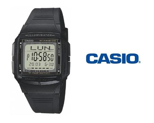 Reloj Casio Databank barato, relojes baratos, chollos en relojes, ofertas en relojes