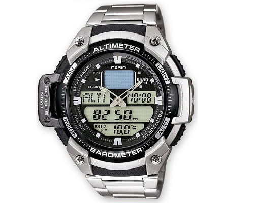 Reloj Casio SGW400HD1BVER con altímetro barato, relojes baratos, chollos en relojes, ofertas en relojes