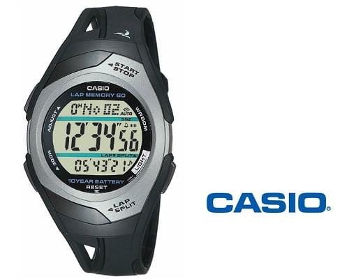 Reloj deportivo Casio STR-300C barato, relojes baratos, chollos en relojes, ofertas en relojes, relojes deportivos baratos