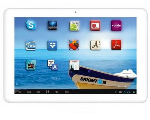 Tablet Brigmton BTPC 1014 barata, tablets baratas, chollos en tablets, ofertas en tablets