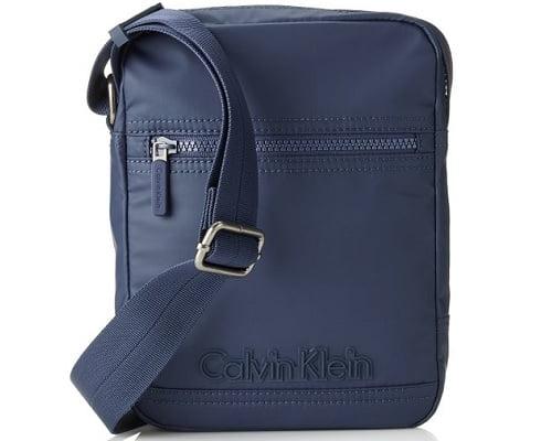 Bandolera Calvin Klein Jeans Metro Reporter barata, bandoleras baratas, bandoleras de marca baratas, chollos en bandoleras