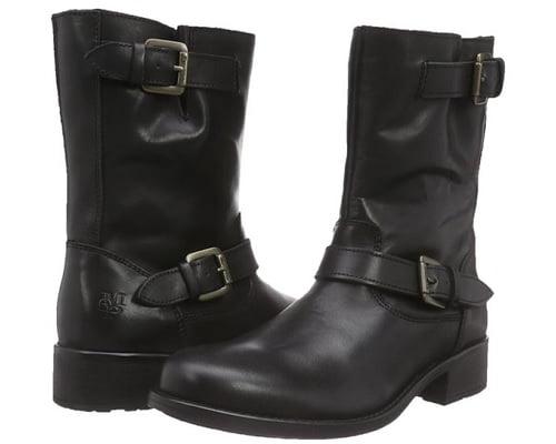Botas de cuero para mujer Marc O'Polo baratas, botas baratas, chollos en botas, ofertas en botas