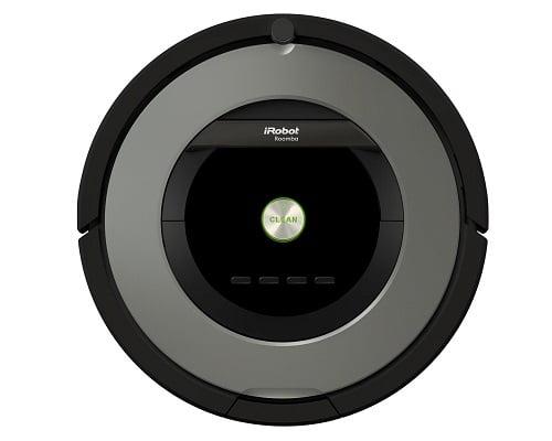 Robot aspirador Roomba 865 barato, robots aspiradores baratos, chollos en robots aspiradores, ofertas en robots aspiradores