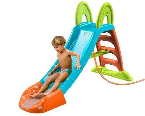 Tobogán de agua Slide Plus de Feber barato, juguetes baratos, chollos en juguetes, ofertas en juguetes