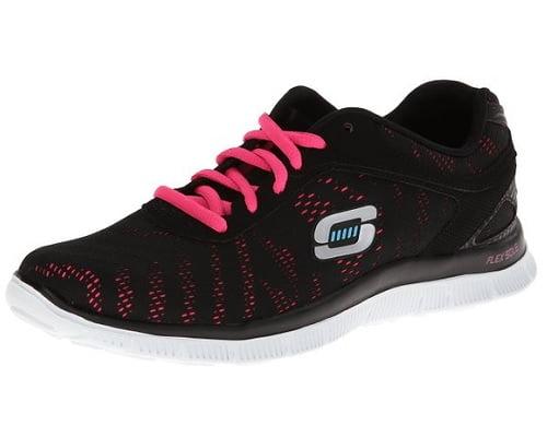 Zapatillas de deporte para mujer Skechers Flex Appeal baratas, zapatillas de deporte baratas, chollos en zapatillas de deporte, ofertas en zapatillas de deporte