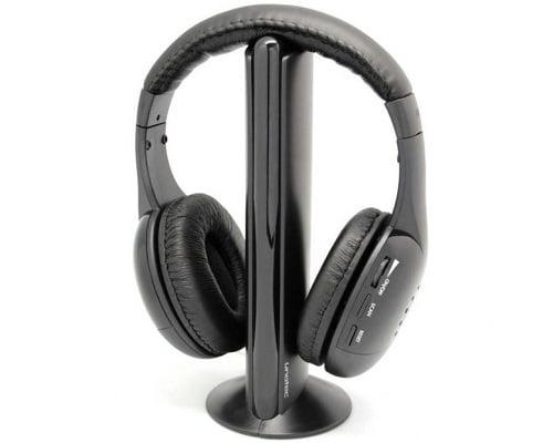 Auriculares inalámbricos Unotec Resound con micrófono baratos, auriculares inalámbricos baratos, chollos en auriculares inalámbricos