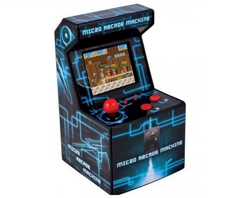 Máquina recreativa micro Arcade barata, máquinas recreativas baratas, chollos en máquinas recreativas
