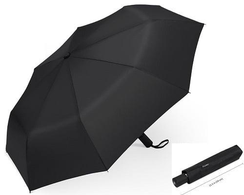 Paraguas de apertura y cierre automáticos Plemo barato, paraguas automáticos baratos, chollos en paraguas, ofertas en paraguas